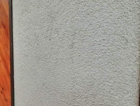 琉球石灰岩砕石(イシグー)掻き落とし仕上げ